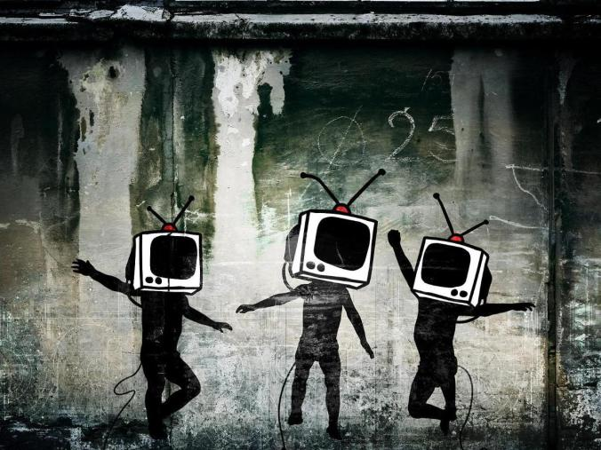 tv head propaganda