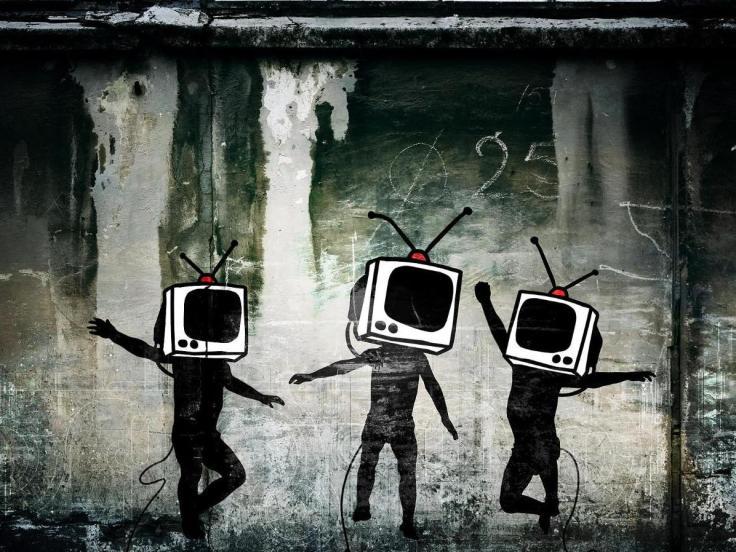 tv head propaganda